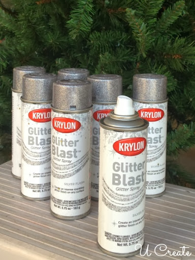 Glitter Blast from Krylon