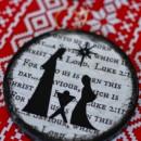 Nativity Ornament Tutorial by U Create