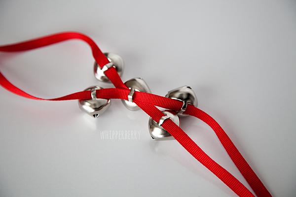 WhipperBerry Jingle Bells Christmas Ornament-11