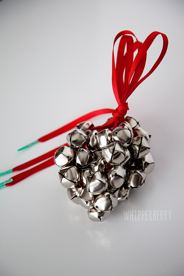 WhipperBerry Jingle Bells Christmas Ornament-14