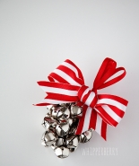 Jingle Bell Ornament Tutorial