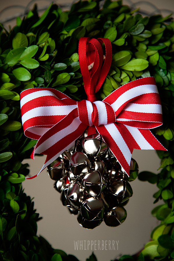 WhipperBerry Jingle Bells Christmas Ornament-3