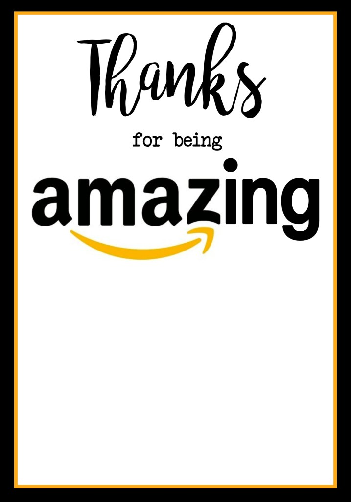 Amazon Gift Card Holder - free download