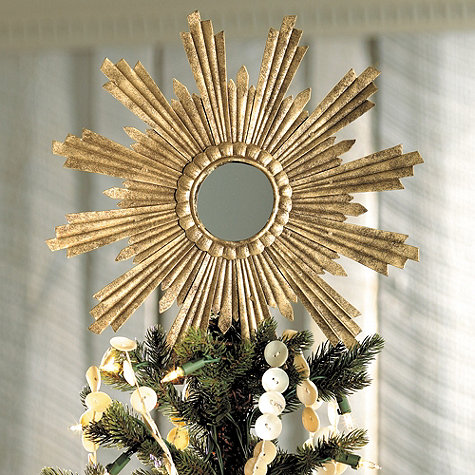 ballard designs tree topper