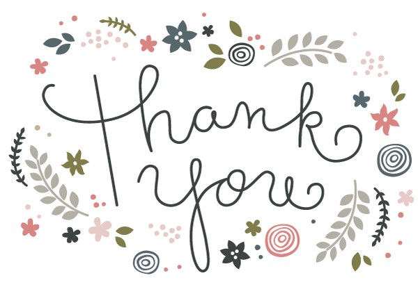 Thank You Gift Ideas - free printable cards and more!