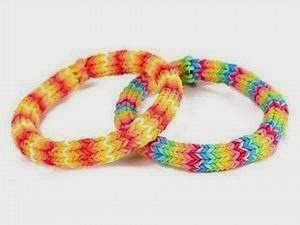 How to make a Rainbow Loom Hexafish Bracelet by Justin's Toys