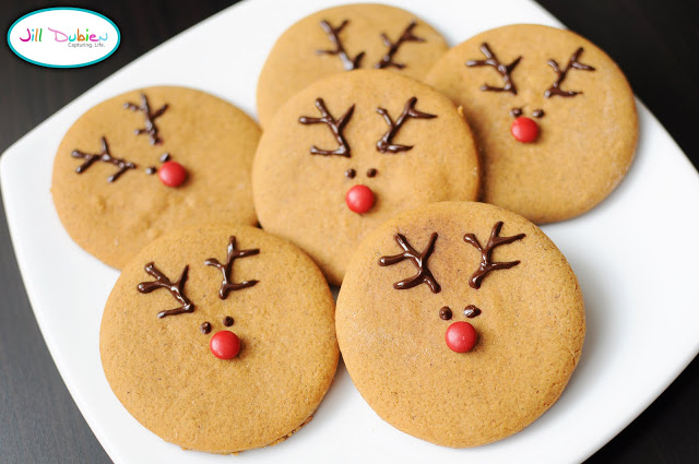 Reindeer Cookies and other cookie exchange recipes to please a crowd!
