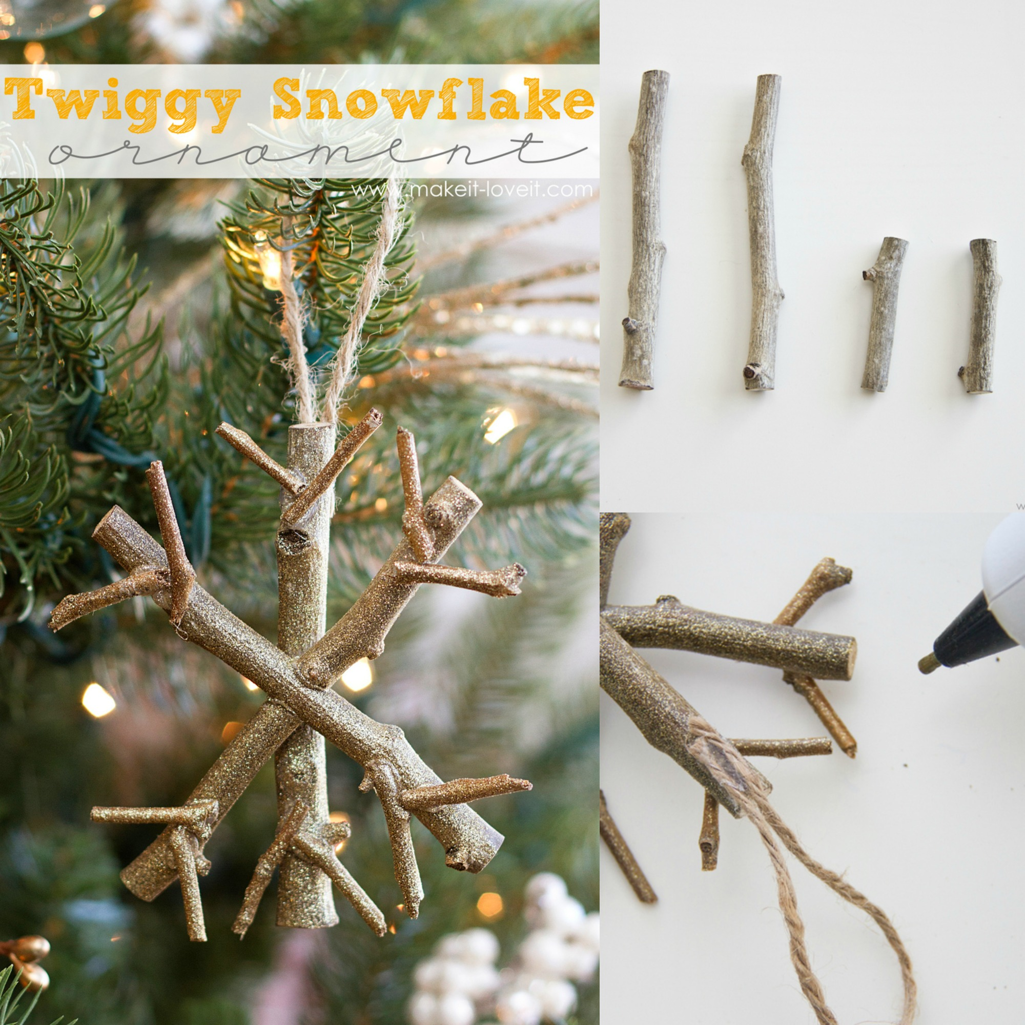 Twig Ornament Tutorial by Make It and Love it
