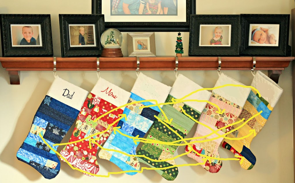 Easy Quilted Christmas Stocking Tutorial U Create Best Quilted Christmas Stocking Pattern