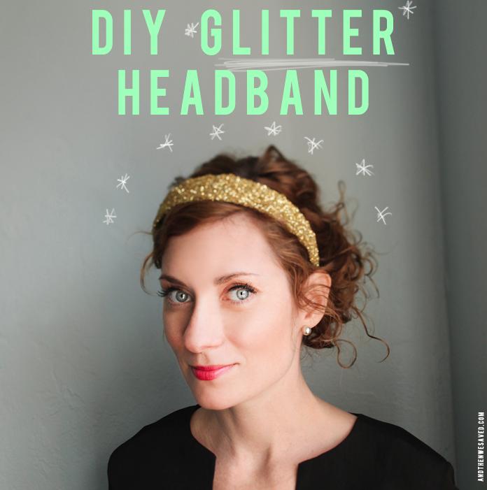 diy-glitter-headband