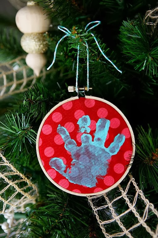 Baby's First Christmas Ornament by Eighteen25