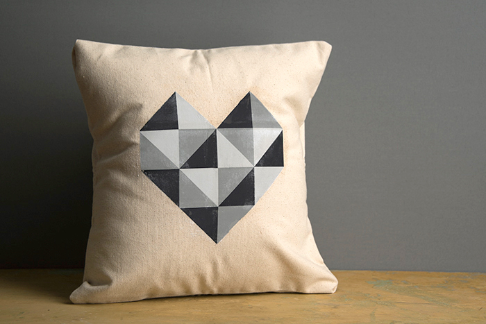 Geometric Pillow Tutorial