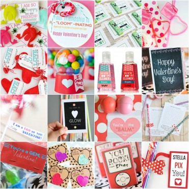 Many Valentine Ideas for classrooms and gifts! u-createcrafts.com