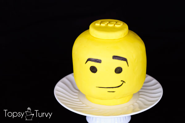 lego-head-cake-tutorial-finished
