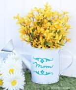 DIY Mothers Day Vase