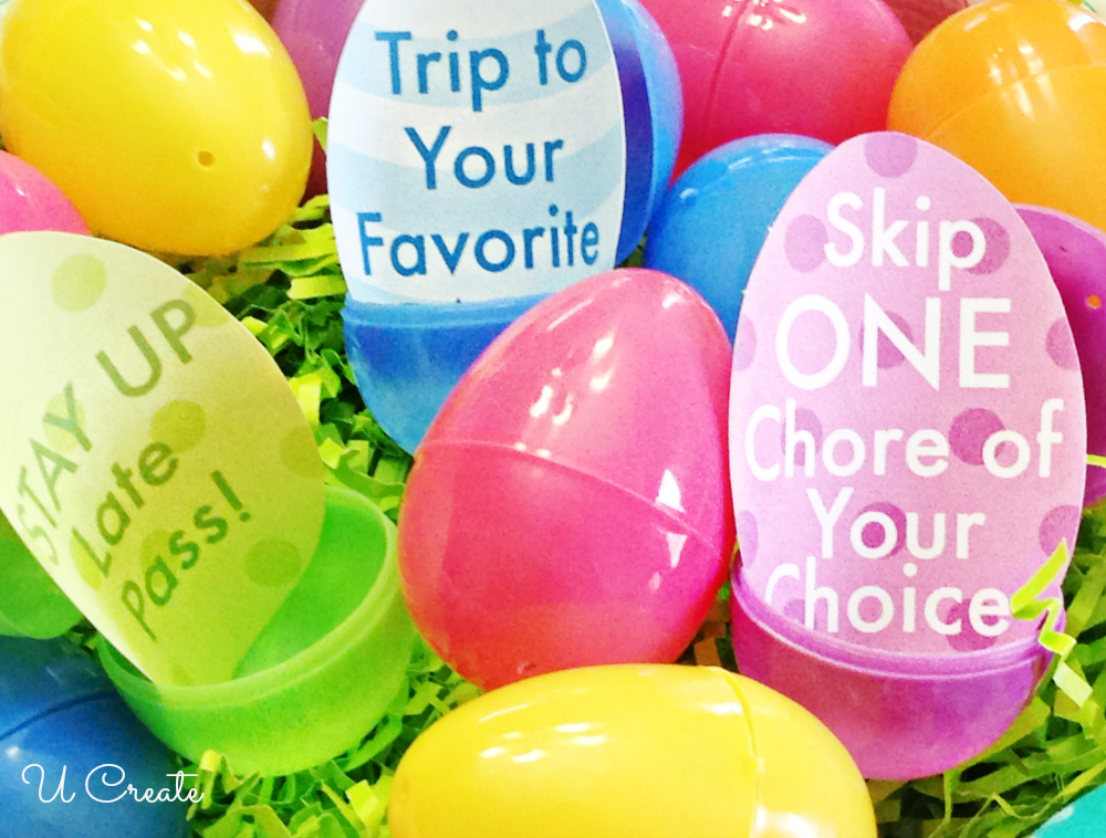 photograph relating to Egg Coupons Printable known as Easter Egg Coupon codes - U Make