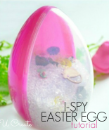 I Spy Easter Egg Tutorial