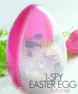 I Spy Easter Egg Tutorial