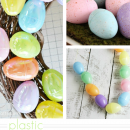 Plastic Easter Egg Tutorials