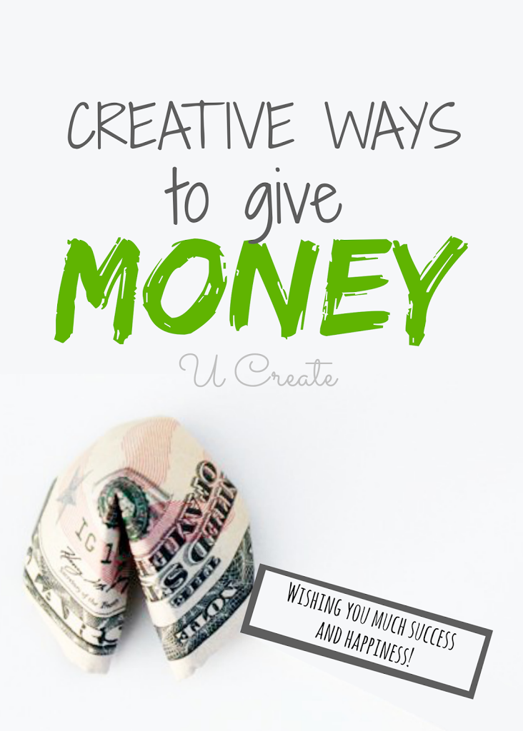 Creative Ways To Give Money (for Any Occasion!)
