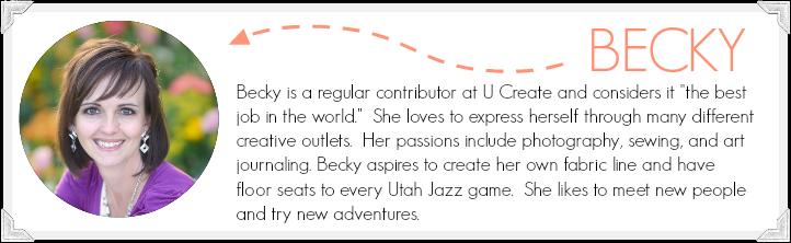 Becky's Bio