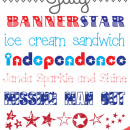 Favorite-Free-Fonts-for-July-at-U-createcrafts.com_