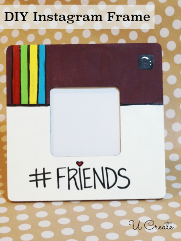 DIY Instagram Frame by U Create