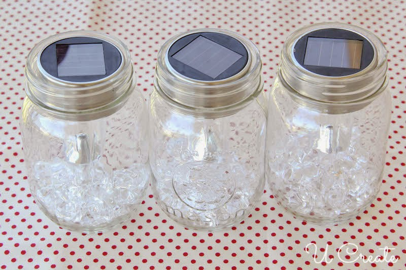 Diy Solar Light Mason Jars U Create