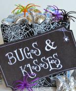 Halloween Printable: Bugs and Kisses