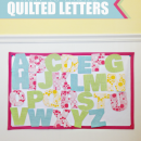 Quilted-Letter-Tutorial