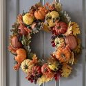 Buy It or DIY It? Fall Wreath supply list!