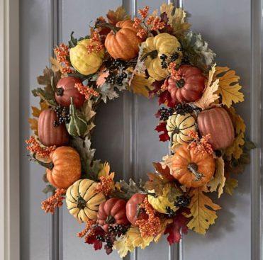 Buy It or DIY It? Fall Wreath supply list!