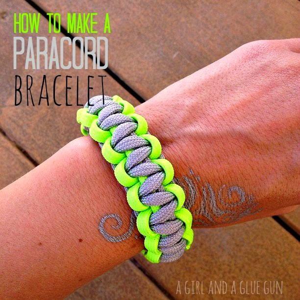 Diy Paracord Bracelet Heart
