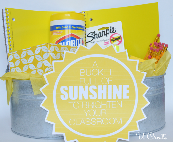photograph about Box of Sunshine Printable identify Clroom complete of Sunlight - trainer reward! - U Deliver