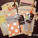 Halloween Goodie Bag Tutorial by Jodi Sanford