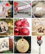 20 Christmas Ornament Tutorials