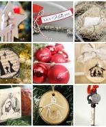 20 Christmas Ornament Tutorials