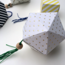 DIY Geometic Ornaments by owens olivia