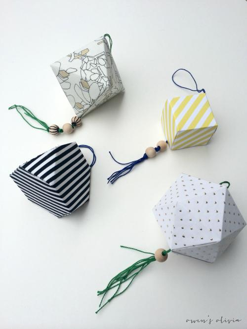 Geometric Ornament Tutorial by Owens Olivia