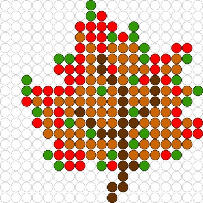 Thanksgiving Perler Bead Patterns U Create