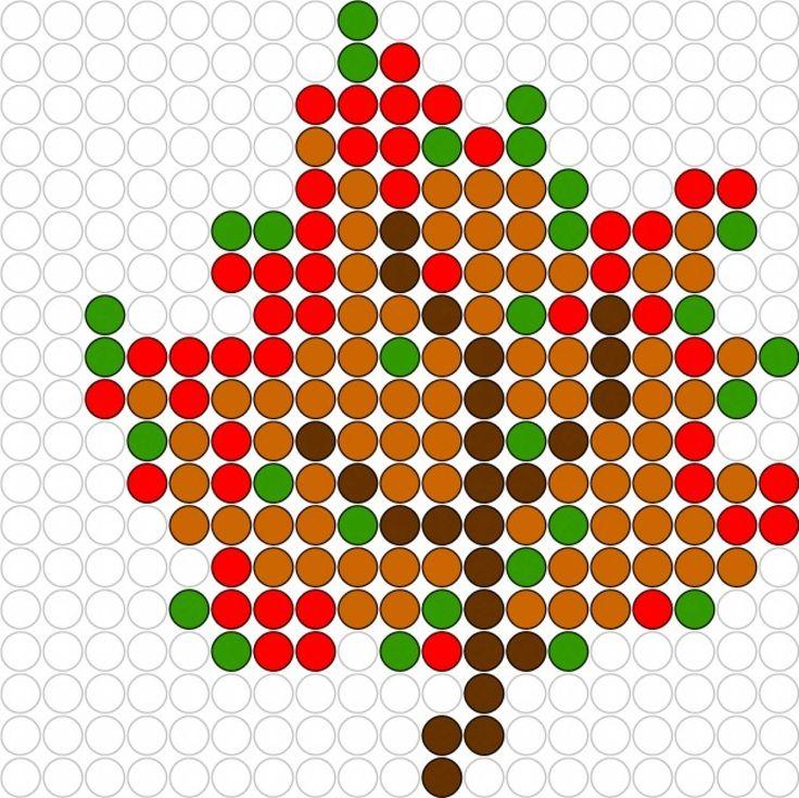 Thanksgiving Perler Bead Patterns - U Create