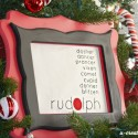 Free Stitchable: Santa's Reindeer by U Create