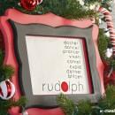 Free Stitchable: Santa's Reindeer by U Create