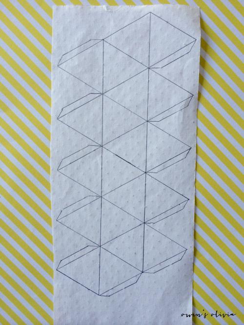 How to Make Geometric Ornaments by Owens Olivia