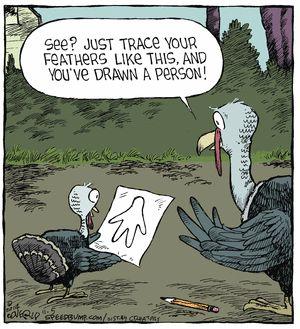Turkey Humor