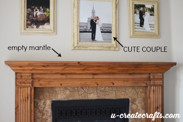 1 How to make a mantle cover