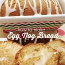How to Make Egg Nog Bread by U Create