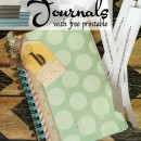 Personalized Journals at u-createcrafts.com