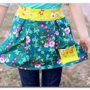Girl's Apron Tutorial by Sugar Bee Crafts - adorable!