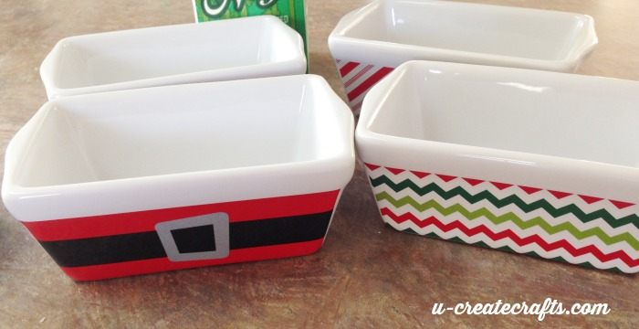 Mini Bread Loaf Pans at U Create